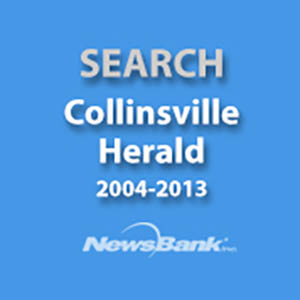 Collinsville Herald at Mississippi Valley Library District