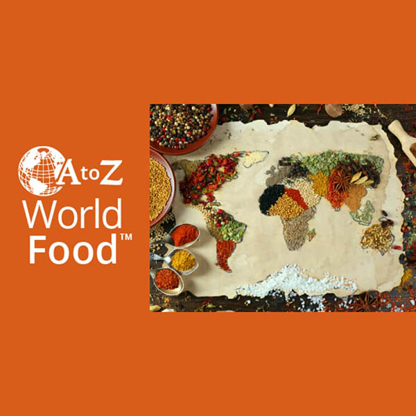 AtoZ World Food at Mississippi Valley Library District