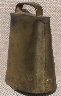 A Side View of a Blum Cowbell